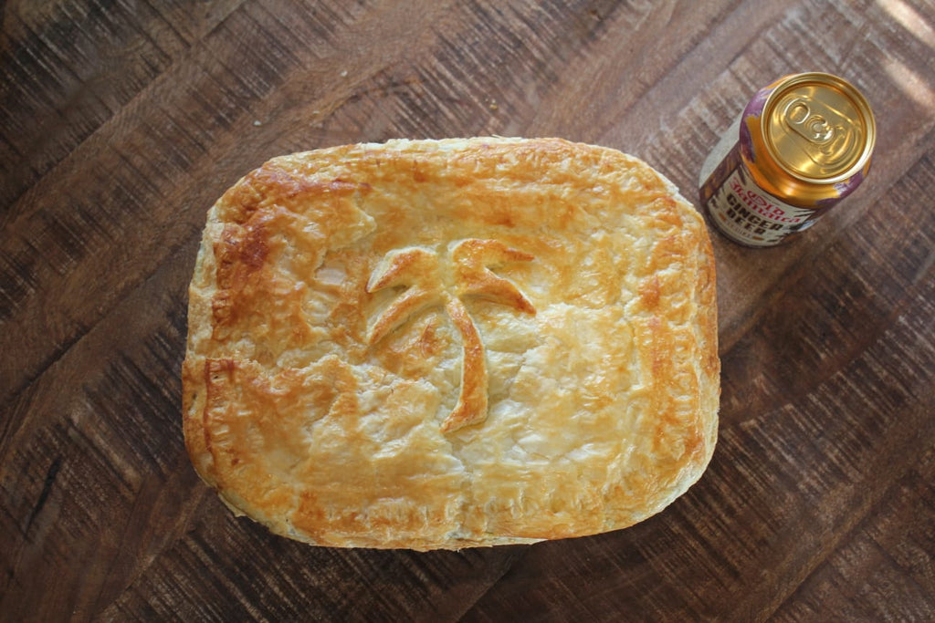 Pork & Ginger Beer Pie