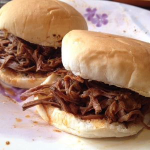 BBQ Pulled Beef Brisket Recipe