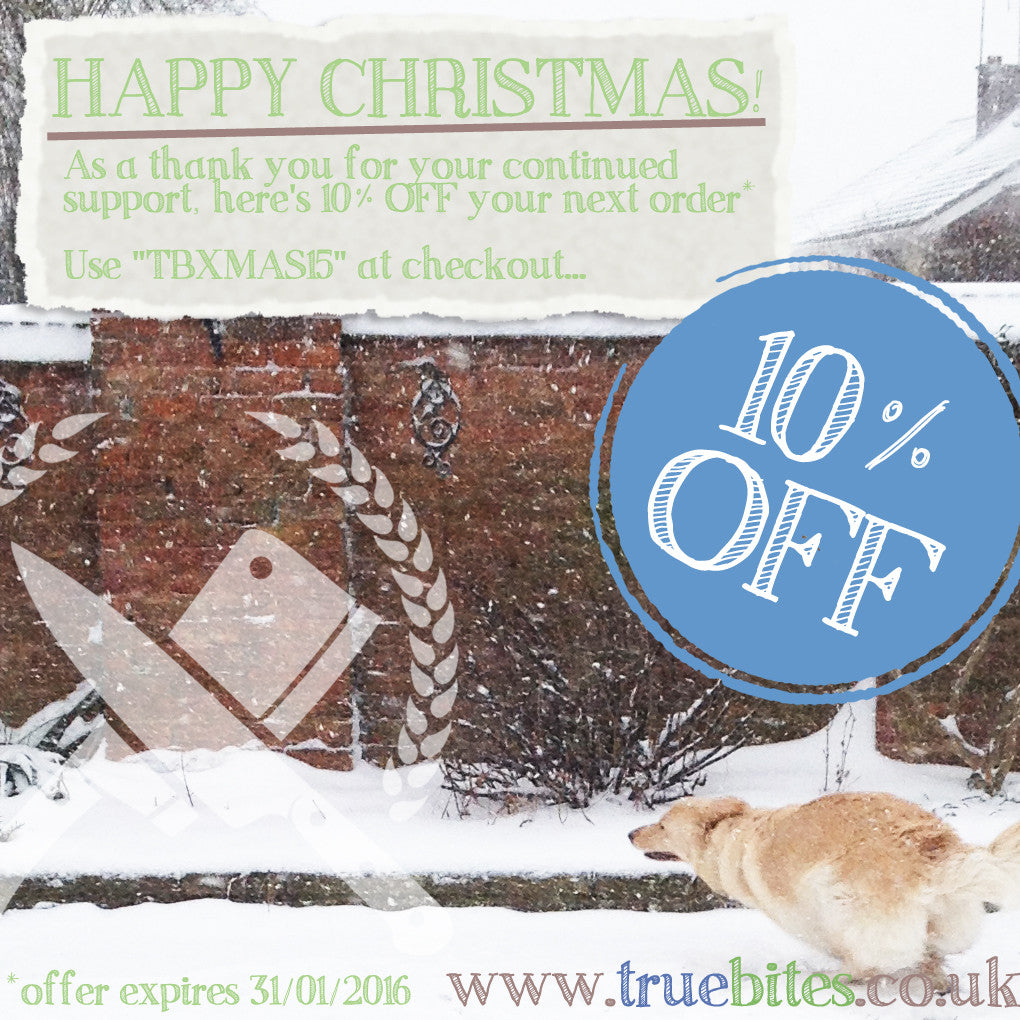 10% OFF Christmas 2015 (T's & C's)