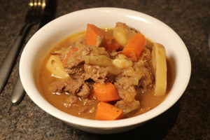 Beef Casserole with Potatoes