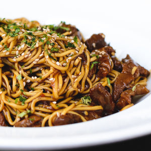 Thai Beef Noodle Recipe