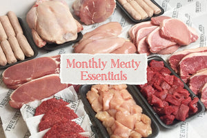 Product Announcement: Monthly Meaty Essentials