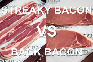 Streaky Bacon vs Back Bacon