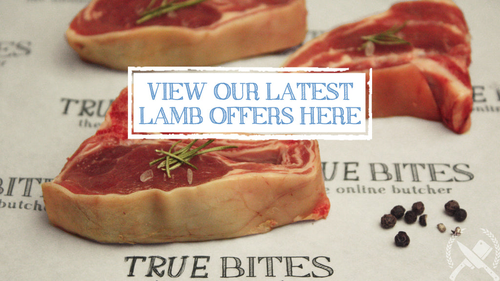 true bites lamb collection and special offers