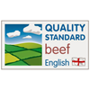 quality standard english beef