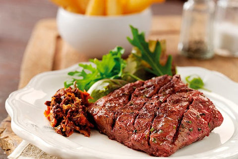 British Beef Flat Iron Steak
