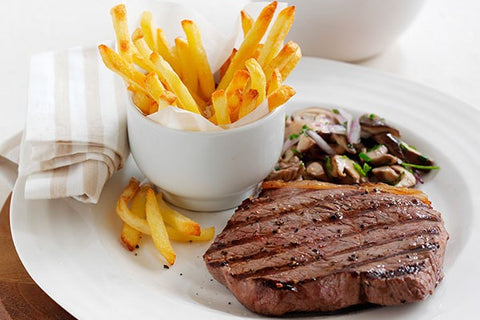 British Beef Rump Steak