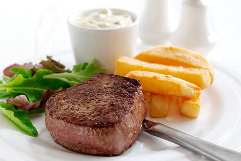 British Beef Fillet Steak 6oz