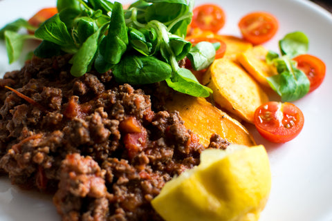 British Beef Mince 20% Fat