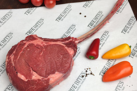 British Tomahawk Steak 1-1.20KG