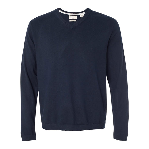 Weatherproof® Vintage Cotton Cashmere V-Neck Sweater