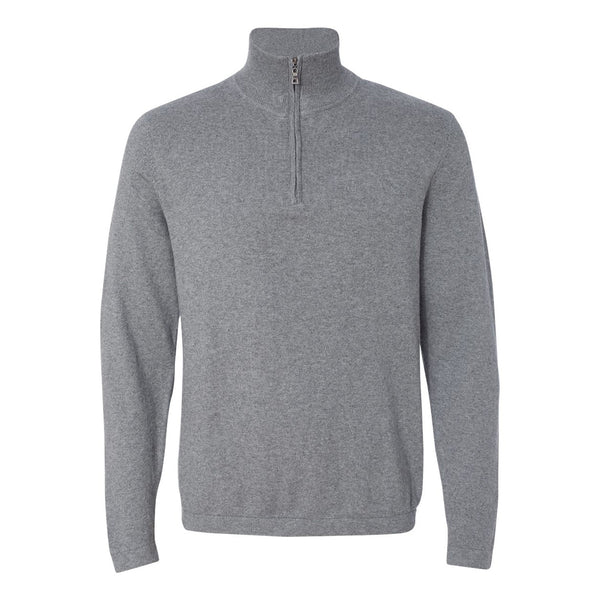 Weatherproof® Vintage Cotton Cashmere 1/4 Zip Sweater