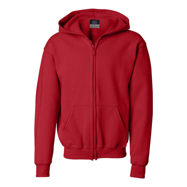 Youth Classic Fleece Full Zip