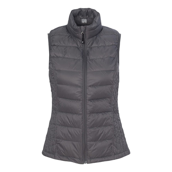 Weatherproof® Ladies Packable Down Vest