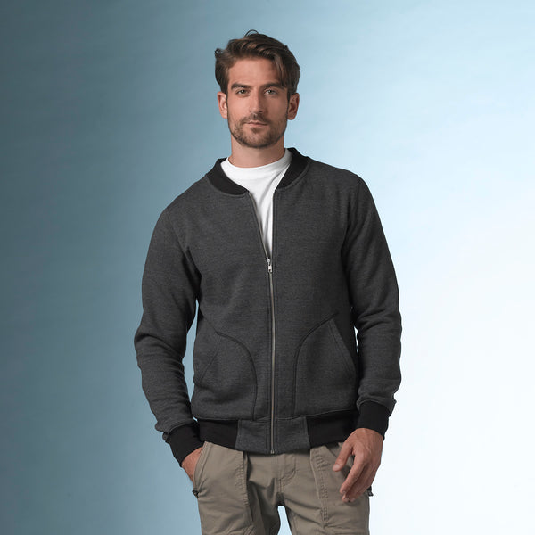 Asher Fleece Bomber