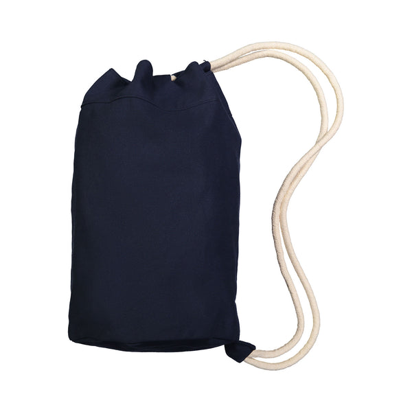 Canvas Barrel Bag