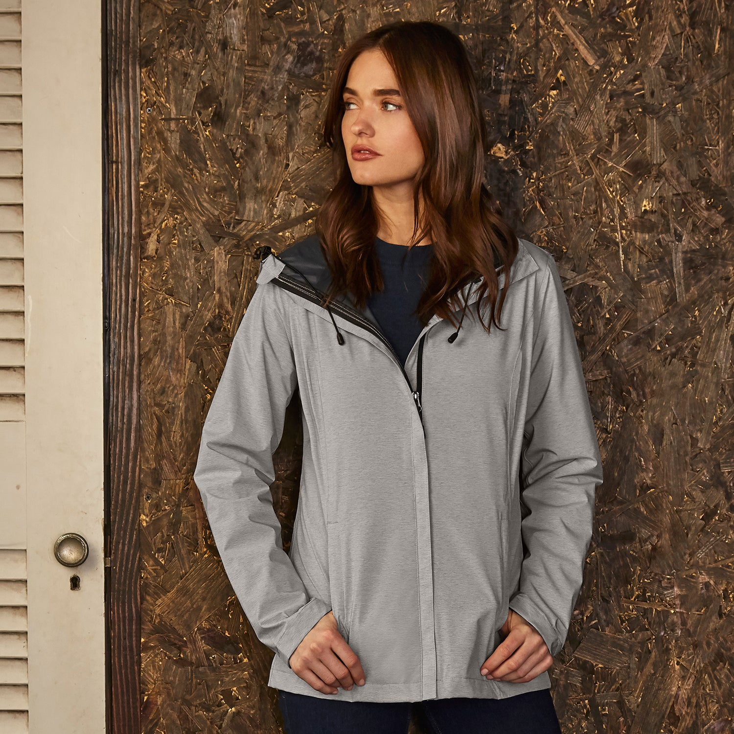 17604W - 32 Degrees™ Weatherproof® Ladies Rain Jacket