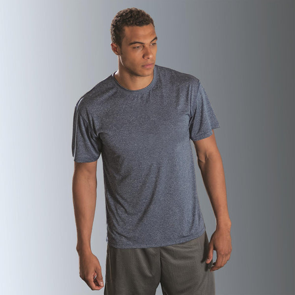Heather Athletic Tee