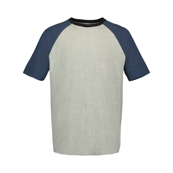 (711) Navy Heather / Concrete