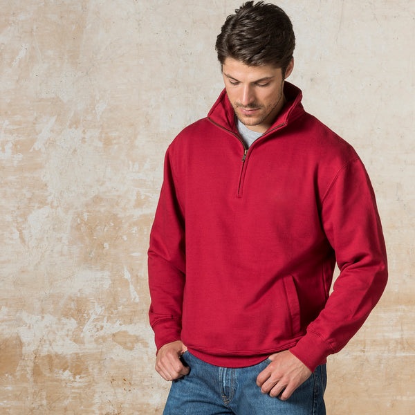 Fundamental Fleece Quarter Zip