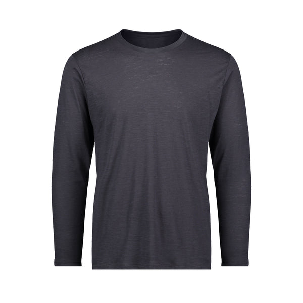 River Ringspun Slub Long Sleeve Tee
