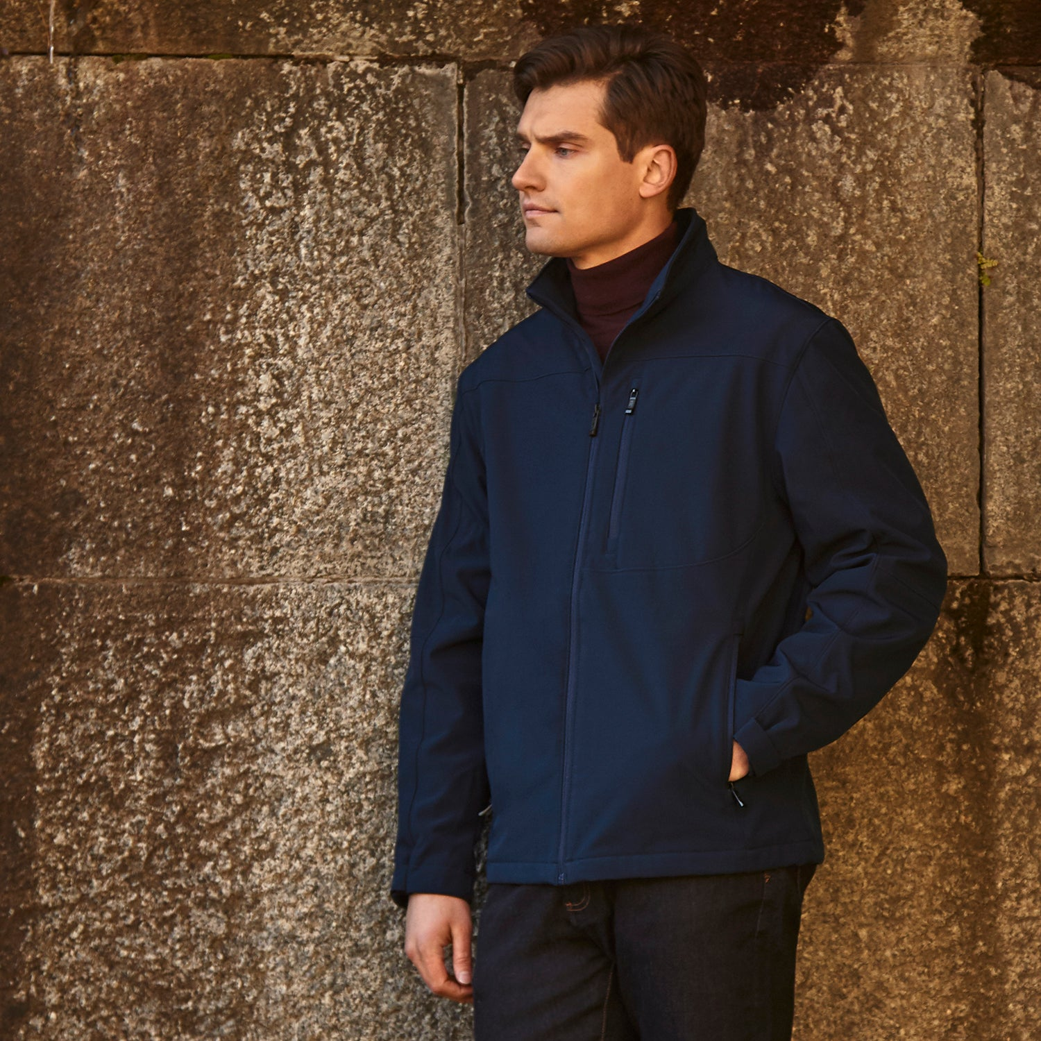 6500 - Weatherproof® Soft Shell Jacket