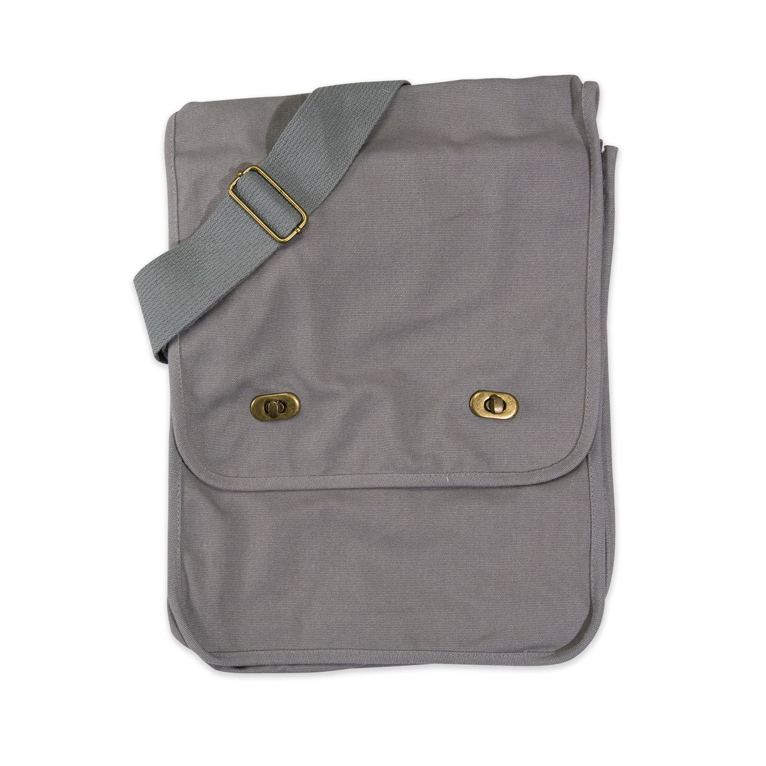 C343 - Canvas Field Bag