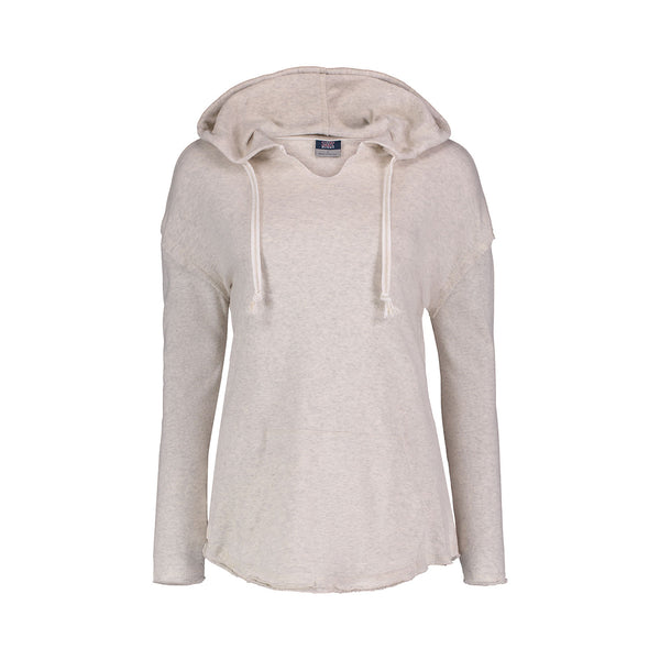 Angel Fleece Terry Nora Pullover