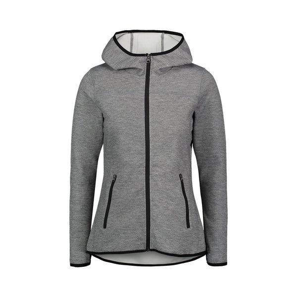 HeatLast Ladies Fleece Tech Full Zip Hoodie