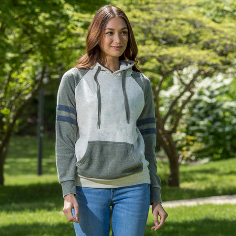 W19154 - Angel Fleece Willow Pullover
