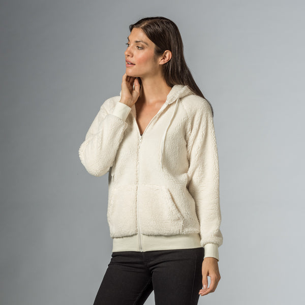 Fiona Sherpa Full Zip