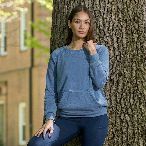 W20170 - Michaela Angel Fleece Crew