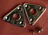 #HA42 - 550 Front Hood Latch Covers