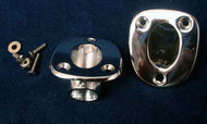 #HA43 - Rear Deck Latch Covers Set