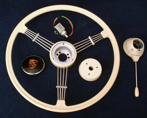 #FE5 - 550 Spyder Steering Wheel Kit