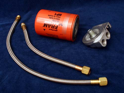 #HA7 - 550 Spyder External Oil Filter Kit