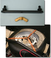 #HA45 - Spare tire mounting bracket