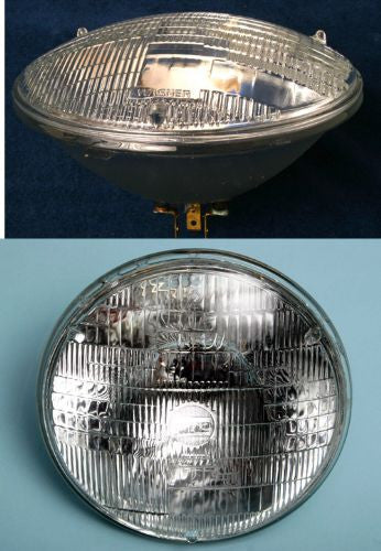 "#EL19 - 7.5"" 12V Sealed Beam Light"
