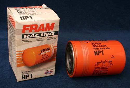 #HA8 - Fram HP1 Heavy Duty Oil Filter