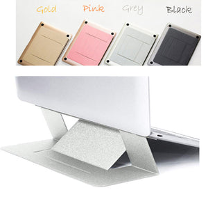 Portable Lightweight Laptop/Tablet Stand - حاملة لابتوب خفيفة