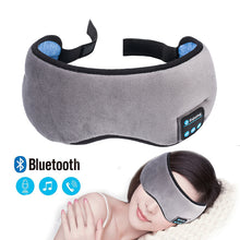 Load image into Gallery viewer, Wireless Bluetooth Headset Sleep Mask - سماعة هاتف وستيريو لاسلكي داخل قناع نوم