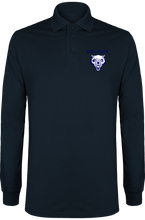 Load image into Gallery viewer, Polo shirt Men long sleeve 220g - بلوزة بولو كم طويل للرجال