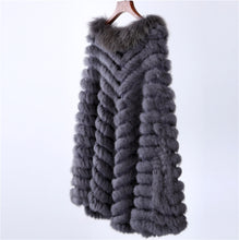Load image into Gallery viewer, Women's Luxury Genuine Fur - فرو نسائي اصلي انيق