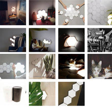 Load image into Gallery viewer, Touch Magnetic Lamp which can be reshaped by user - لمبة يمكن تغيير شكلها وتركيبها مغناطيسيا