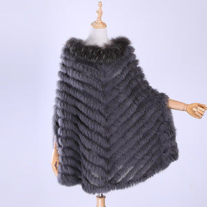 Women's Luxury Genuine Fur - فرو نسائي اصلي انيق