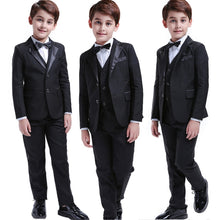 Load image into Gallery viewer, Boy's Tuxedo - بدلة ولاديه للصبيان
