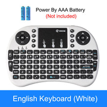 Load image into Gallery viewer, Mini Wireless Keyboard for Gaming/TV Box/Laptop - كيبورد لاسلكي بلوتوث صغير انجليزي/ عربي