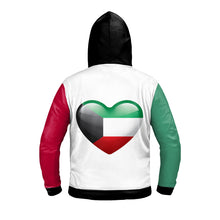 Load image into Gallery viewer, Kuwait Hoodie design gifts - gift shop - بلوزة الكويت لتصميم الهدايا