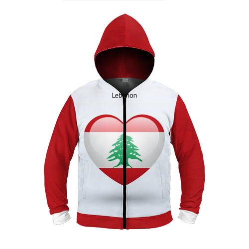 Lebanon Hoodie design gifts - gift shop - بلوزة لبنان لتصميم الهدايا