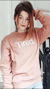 Tired Jumper